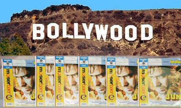 Preloaded USB Drives with Bollywood Movies