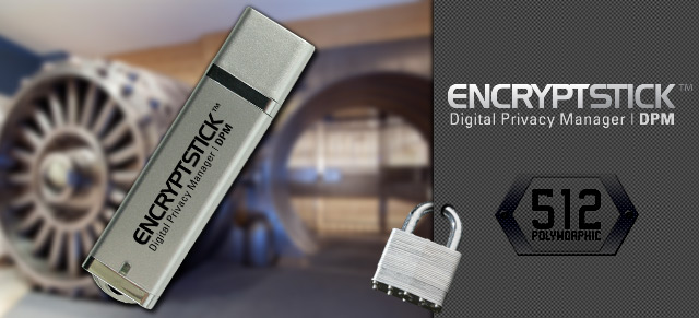 EncryptStick USB Encryption Software