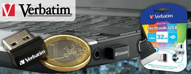 Verbatim Store n Go Netbook USB Flash Drive