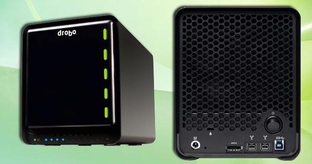 Data Robotics Drobo-S USB 3.0 Storage Array