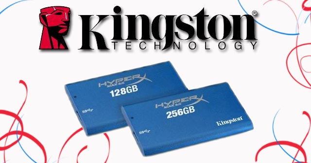 Kingston HyperX Max USB 3.0 SSD External Hard Drive