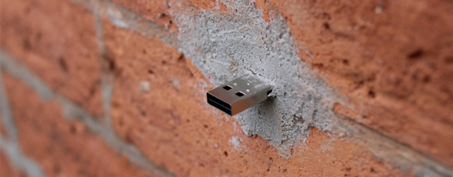 P2P Offline Filesharing USB Flash Drive