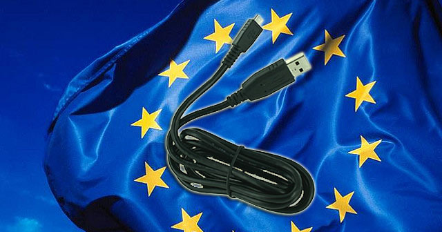 European Micro USB Cell Phone Charger Standard 2011