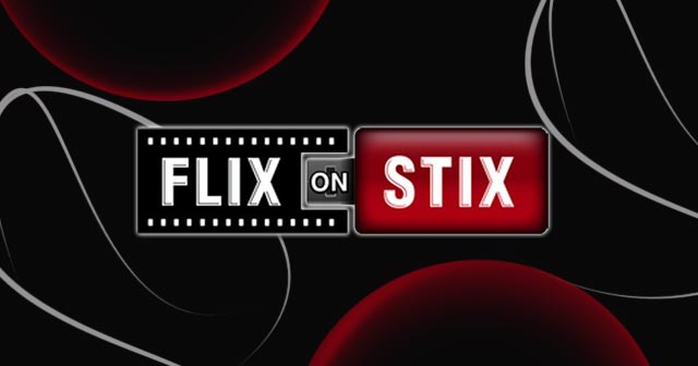 Flix on Stix USB Flash Drive Movie Rental