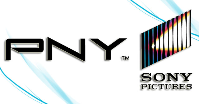 PNY Sony Partner for Products and Movies
