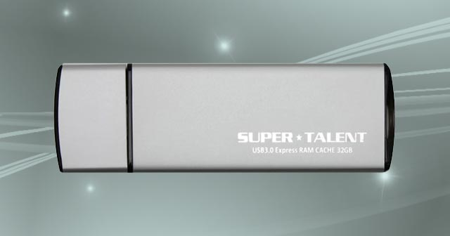 Super Talent USB 3.0 Ceedo App
