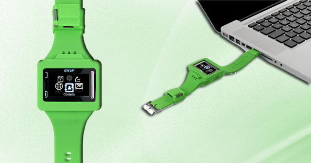 Swap Rebel USB Watch