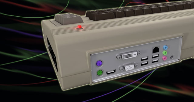 Commodore 64 Meets USB