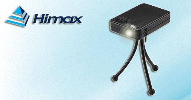 Himax USB 3.0 Pico Projector