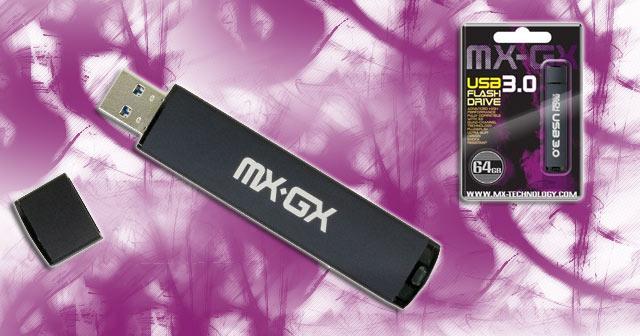 Mach Xtreme Slimmest MX-GX USB 3.0 Flash Drive