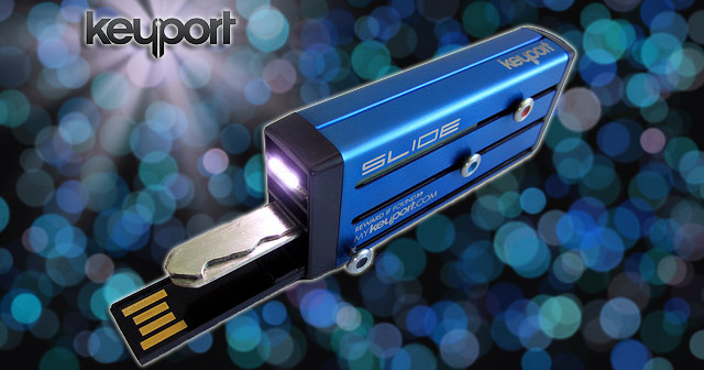 Keyport Slide USB