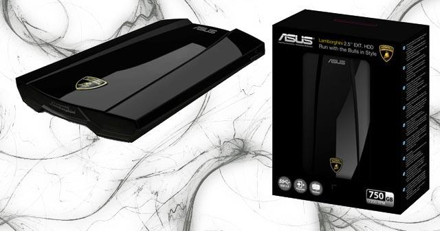 Lamborghini USB 3.0 Hard Drive