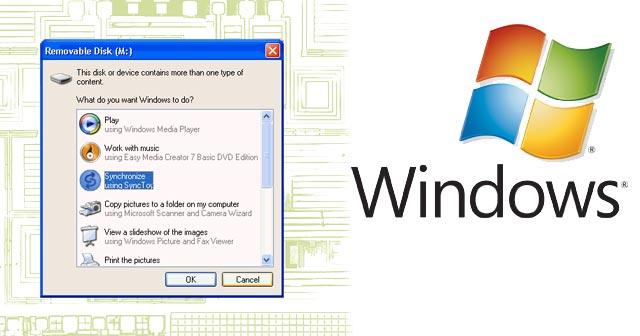 Microsoft USB Autorun