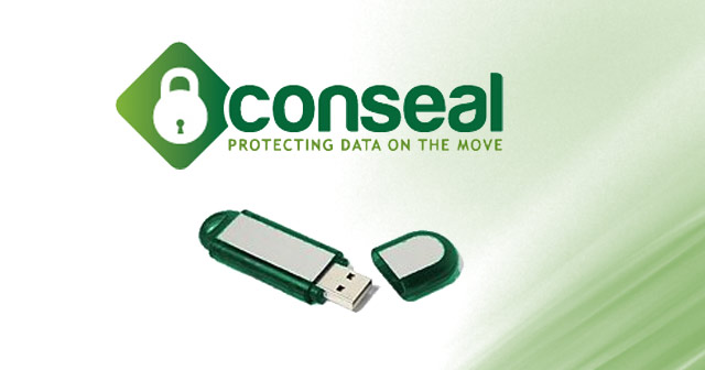 Conseal USB: Protecting Data on the Move
