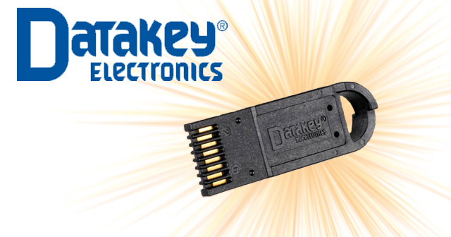Datakey Electronics Ruggedrive USB