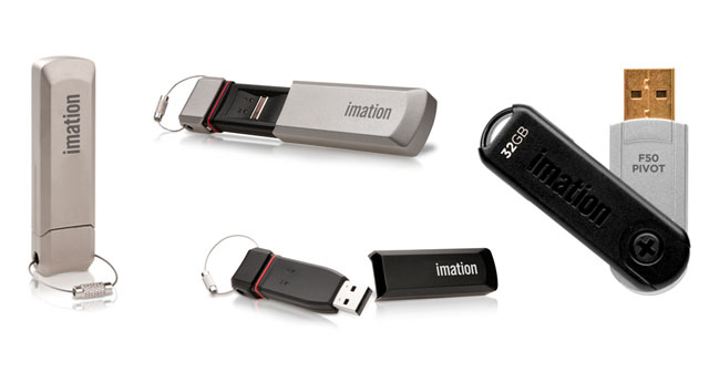 Imation USB Flash Drive Defender Collection