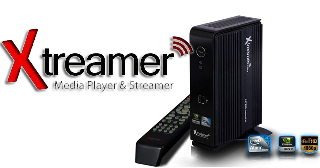 Xtreamer Ultra USB Media Player with 6 USB Ports