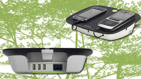 Belkin Conserve Valet USB Charging Station