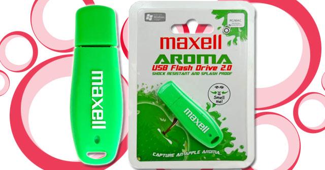 Maxell USB Aroma Flash Drive