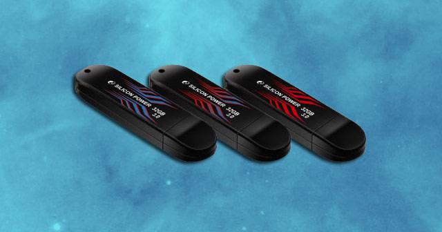Silicon Power Blaze B10 USB 3.0 Flash Drive