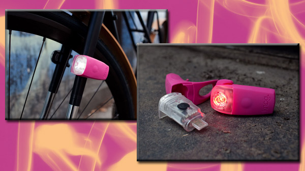 Knog USB Rechargeable Boomer Bike Light
