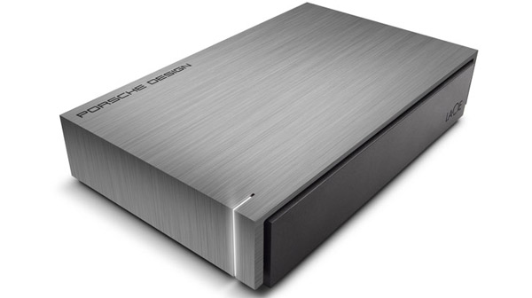 LaCie Porsche USB 3.0 Hard Drives