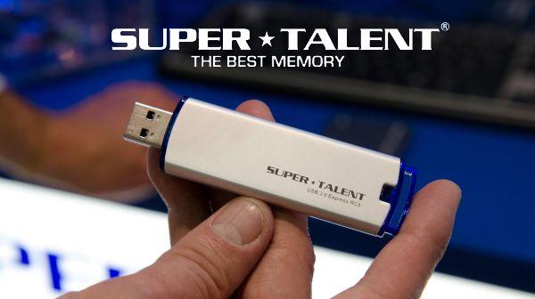 Super Talent USB 3.0 RC8