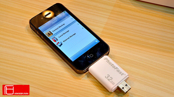 PhotoFast i-FlashDrive USB