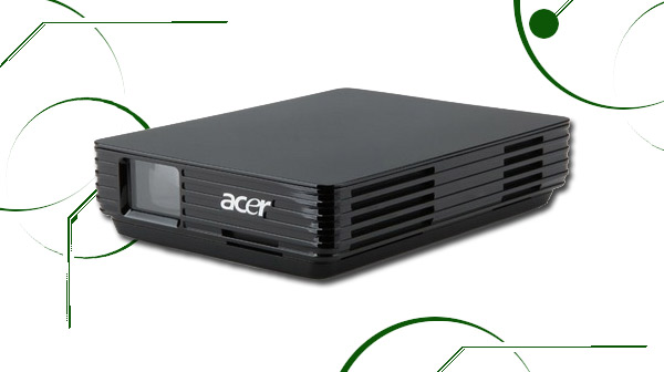 Acer C110 USB Pico Projector