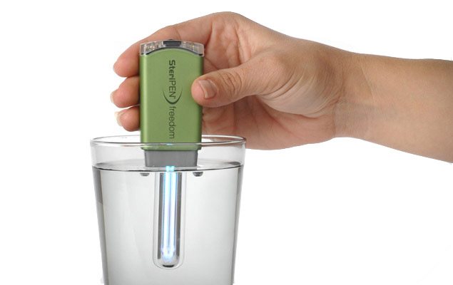 SteriPEN Freedom USB UV Water Purifier