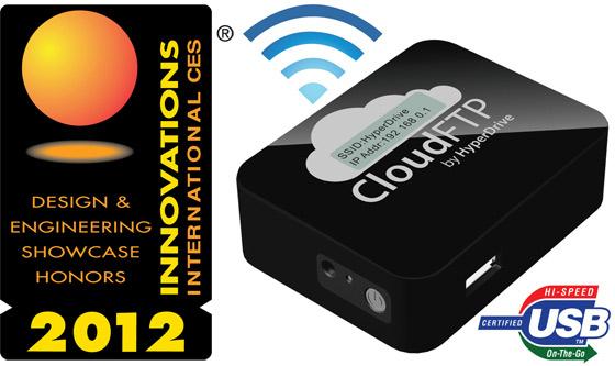 CloudFTP USB Adapter