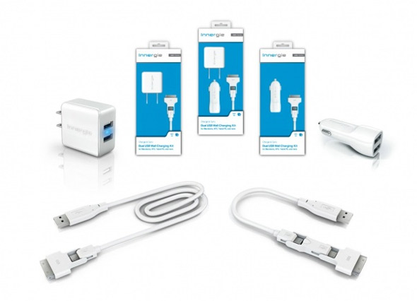 Innergie Magic Cable USB Duo Trio