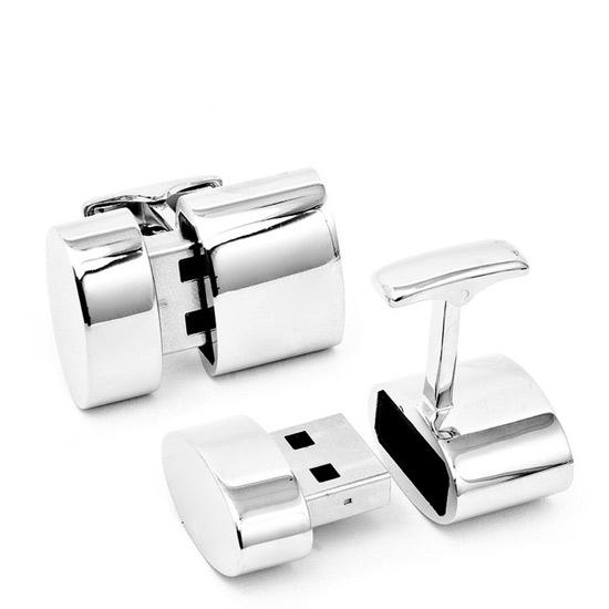 Brookstone USB Cufflinks WiFi