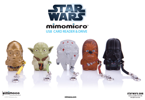 Mimomicro USB Drive: StarWars