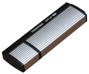 Toshiba Transmemory-EX USB 3.0 Flash Drive