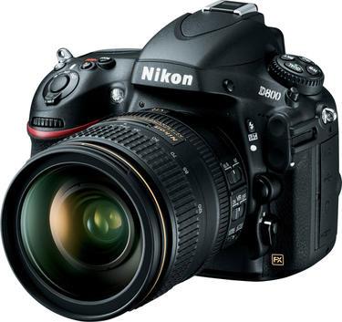 Nikon D800/D800E USB 3.0 SLR Camera