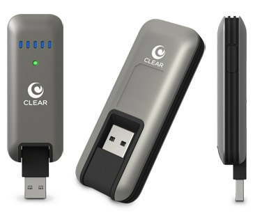 Clear Stick Atlas USB 4G