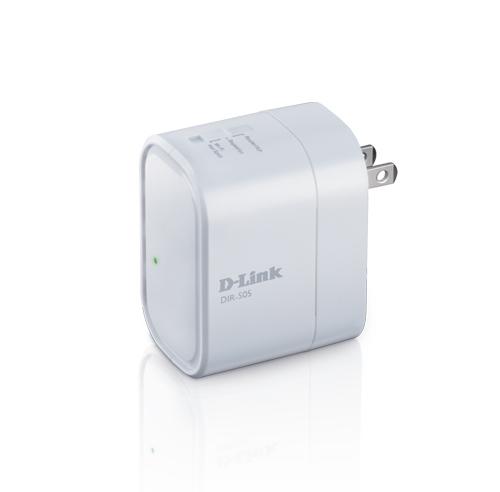D-Link DIR-505 USB SharePort