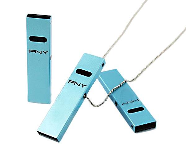 PNY Whistle Attaché USB Drive