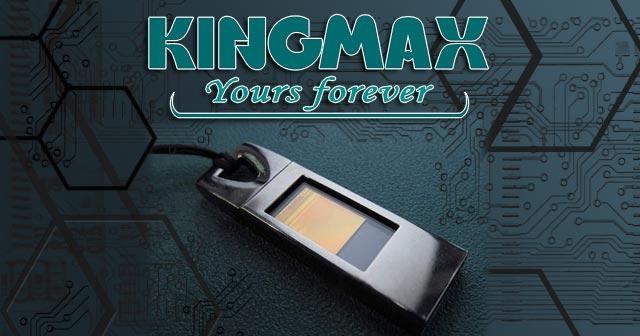 Kingmax Transparent USB Flash Drive