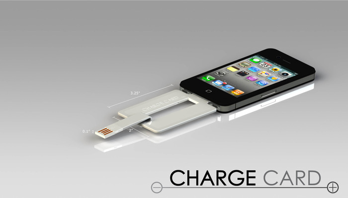 ChargeCard for iPhone