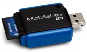 MobileLite G3 USB 3.0 Memory Card Reader