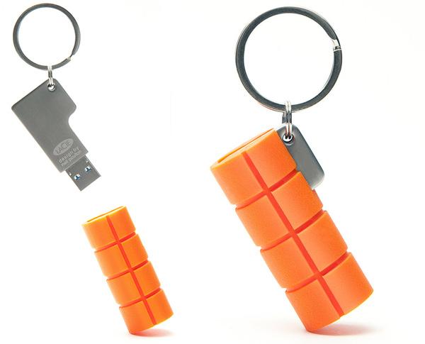 LaCie RuggedKey Neil Poulton USB Flash Drive