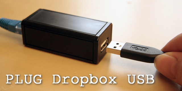 Dropbox USB Connector