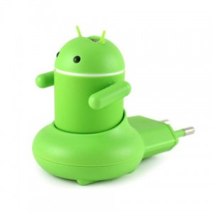 Andru-Android-Robot-USB-Charger